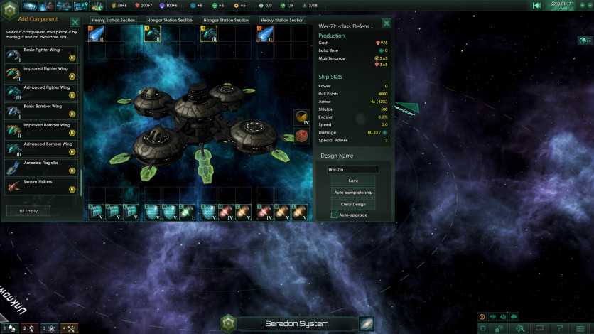 Screenshot 3 - Stellaris: Plantoids Species Pack