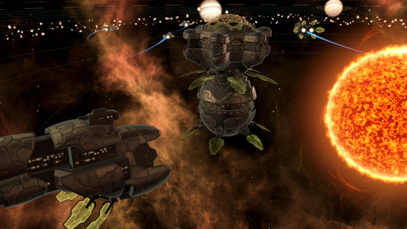 Screenshot 5 - Stellaris: Plantoids Species Pack