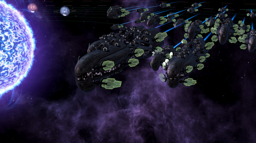 Screenshot 4 - Stellaris: Plantoids Species Pack