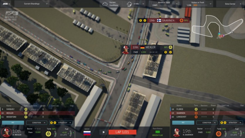 Screenshot 7 - Motorsport Manager
