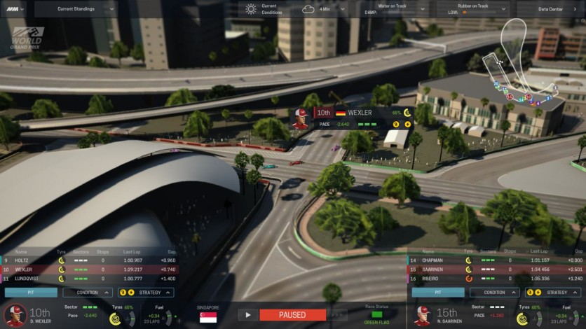 Screenshot 8 - Motorsport Manager