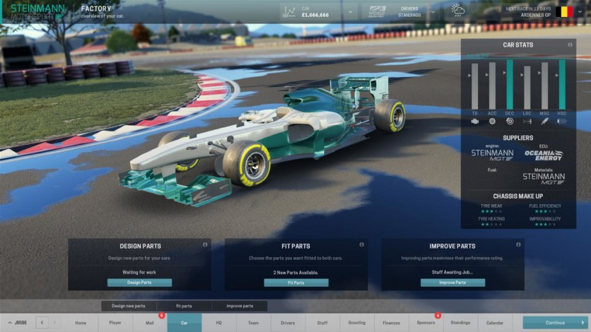 Screenshot 6 - Motorsport Manager