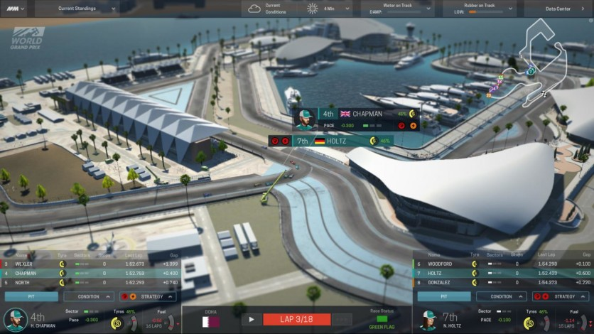 Screenshot 9 - Motorsport Manager