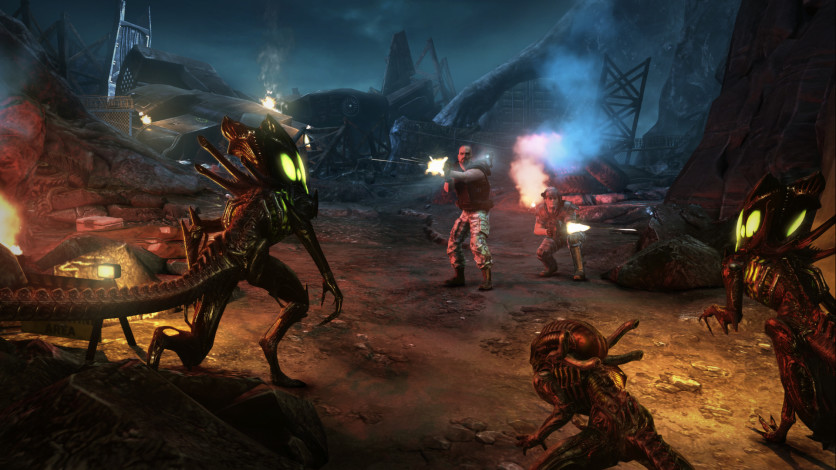 Screenshot 2 - Aliens: Colonial Marines Collection