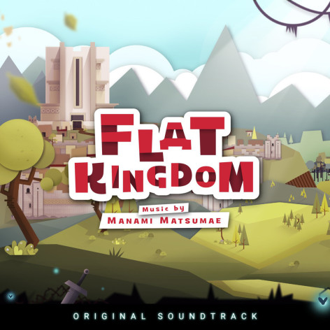 Screenshot 4 - Flat Kingdom - Soundtrack + Artbook