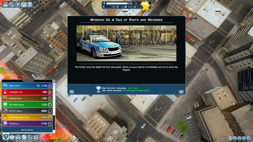 Screenshot 3 - Police Tactics: Imperio