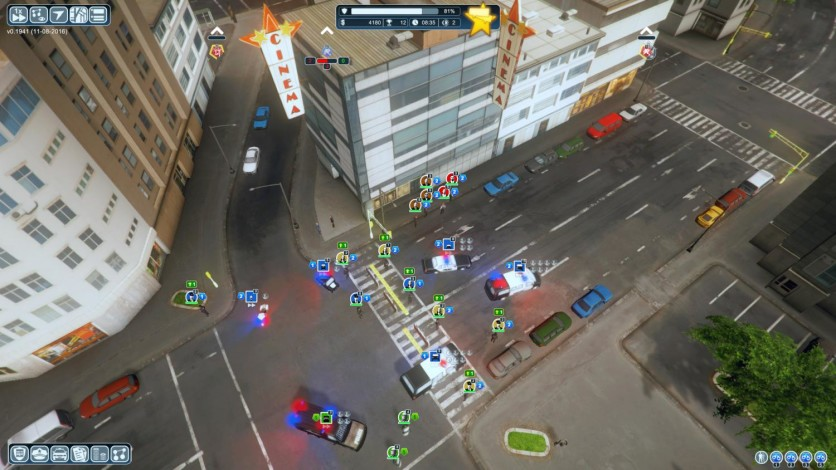Screenshot 6 - Police Tactics: Imperio