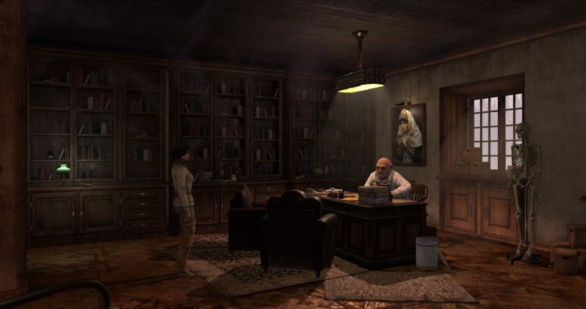 Screenshot 2 - Syberia 3