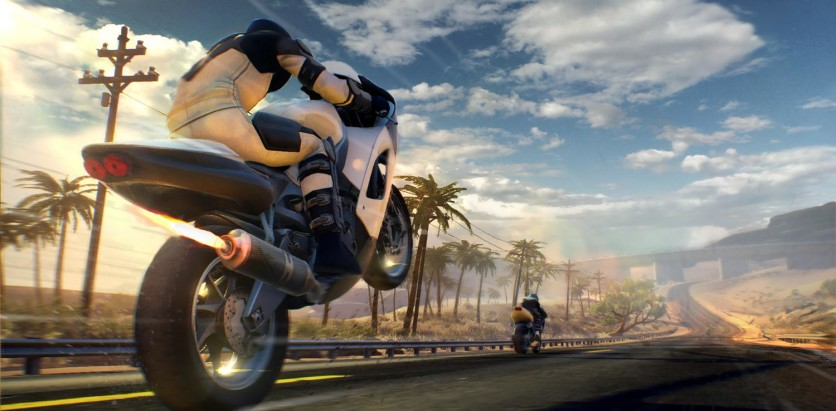Screenshot 3 - MotoRacer 4