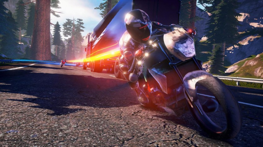 Screenshot 7 - MotoRacer 4