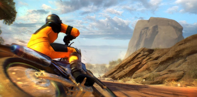 Screenshot 2 - MotoRacer 4
