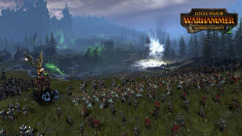 Screenshot 6 - Total War: WARHAMMER - The Grim and the Grave