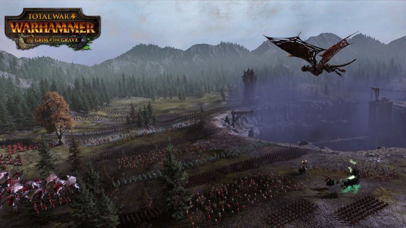 Screenshot 5 - Total War: WARHAMMER - The Grim and the Grave