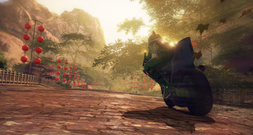 Screenshot 7 - MotoRacer 4 - Deluxe Edition