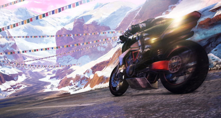 Screenshot 9 - MotoRacer 4 - Deluxe Edition