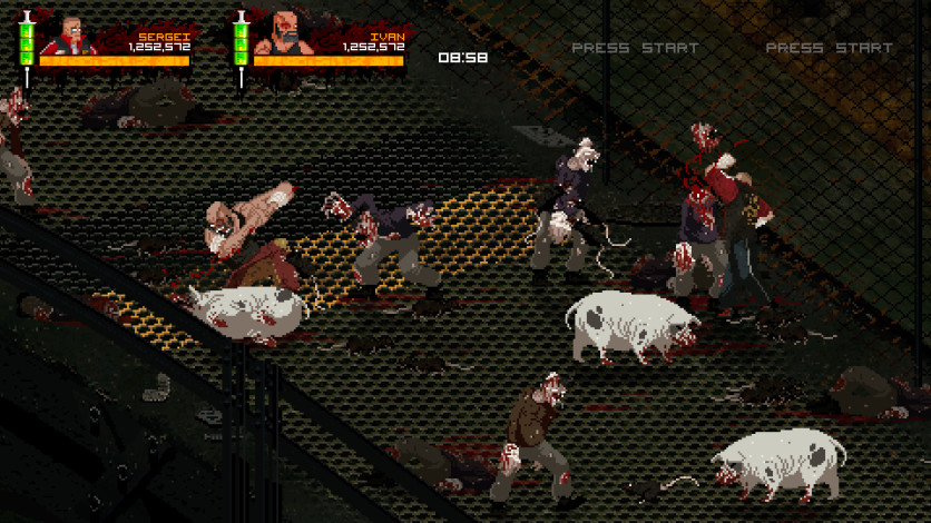 Screenshot 6 - Mother Russia Bleeds