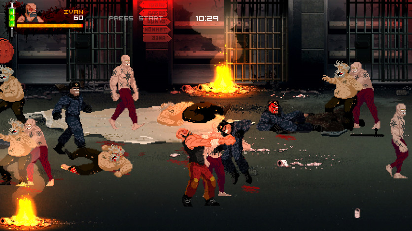 Screenshot 5 - Mother Russia Bleeds