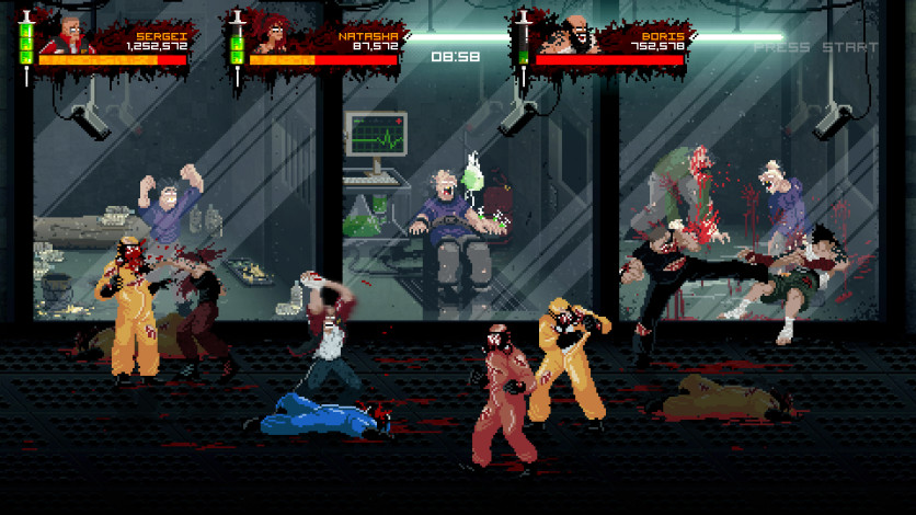 Screenshot 4 - Mother Russia Bleeds