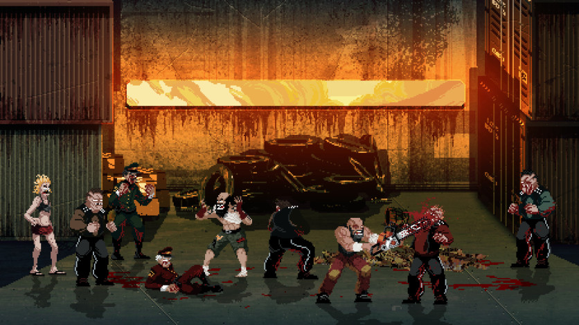 Screenshot 2 - Mother Russia Bleeds