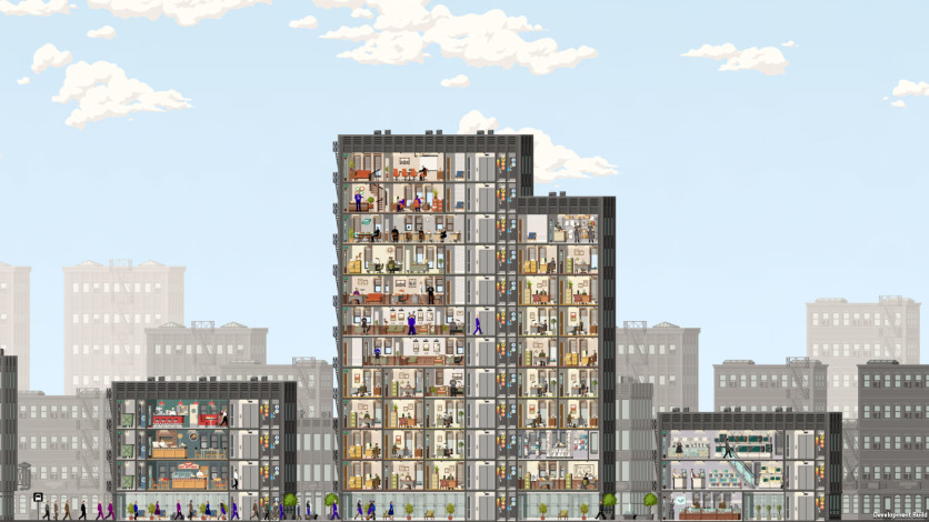 Screenshot 2 - Project Highrise