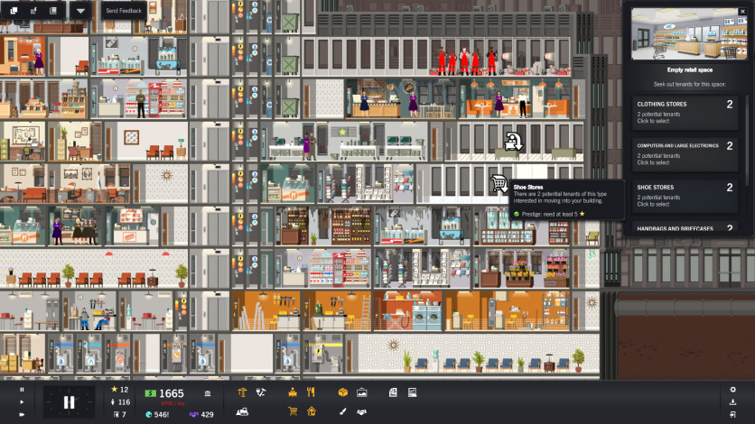 Screenshot 4 - Project Highrise