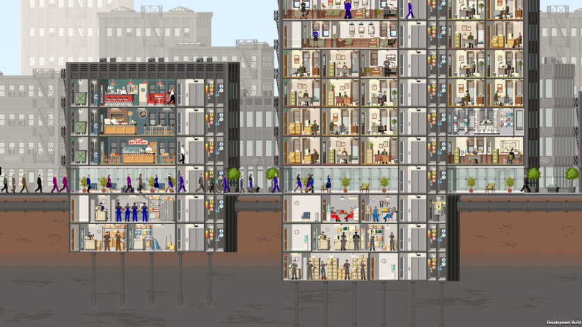 Screenshot 6 - Project Highrise