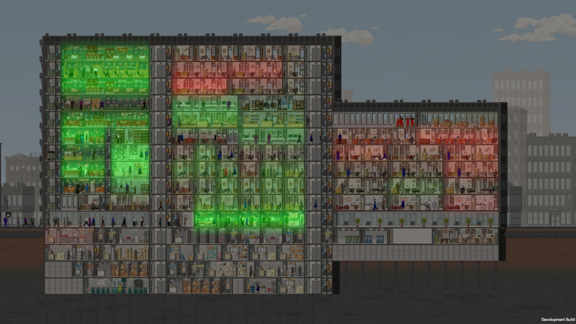 Screenshot 5 - Project Highrise