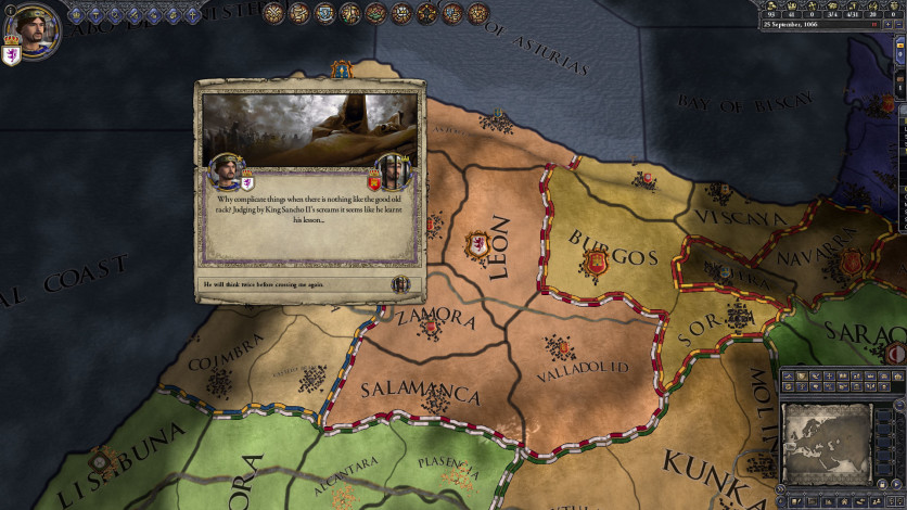 Screenshot 5 - Crusader Kings II: The Reaper's Due