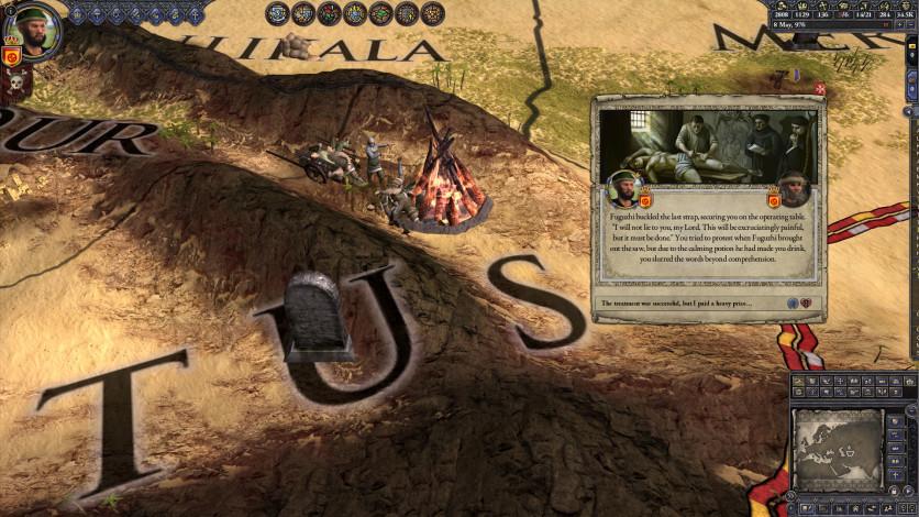 Screenshot 2 - Crusader Kings II: The Reaper's Due