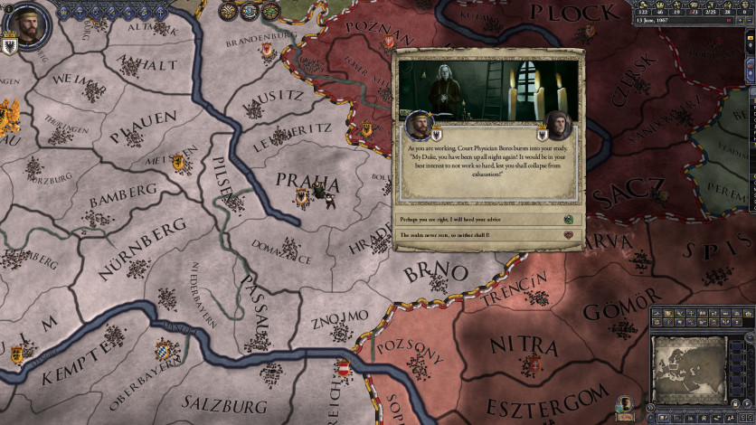 Screenshot 4 - Crusader Kings II: The Reaper's Due