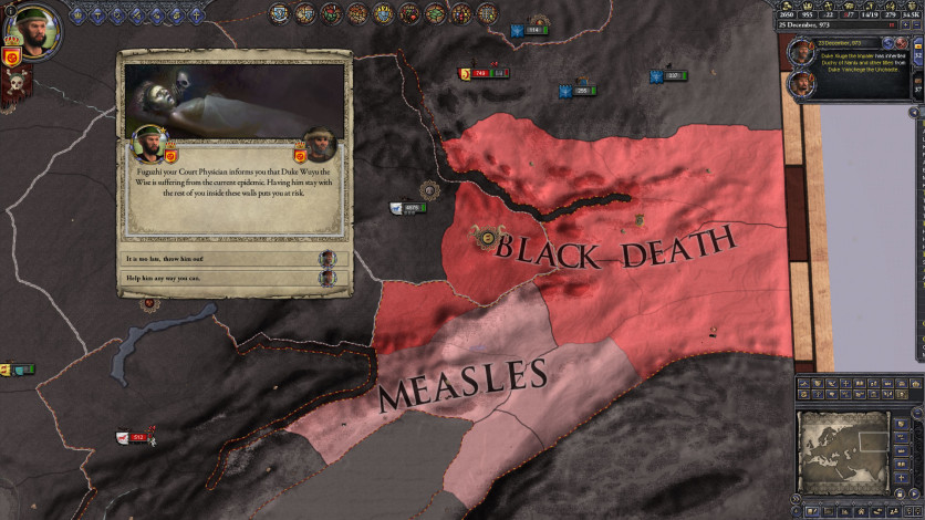 Screenshot 8 - Crusader Kings II: The Reaper's Due