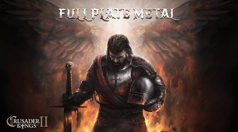 Screenshot 1 - Crusader Kings II: Full Plate Metal