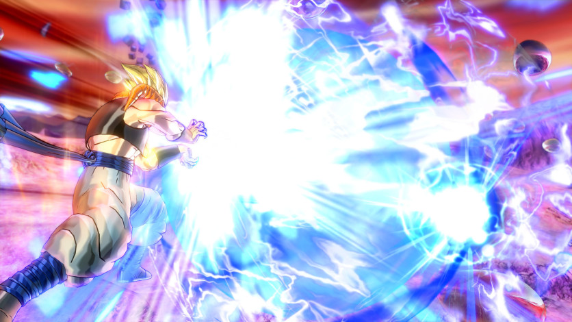 Screenshot 2 - Dragon Ball Xenoverse 2