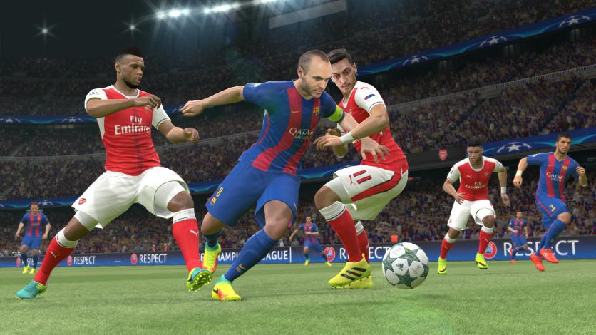 Screenshot 3 - Pro Evolution Soccer 2017