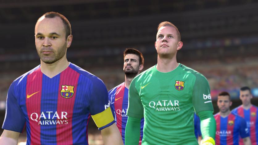 Screenshot 2 - Pro Evolution Soccer 2017