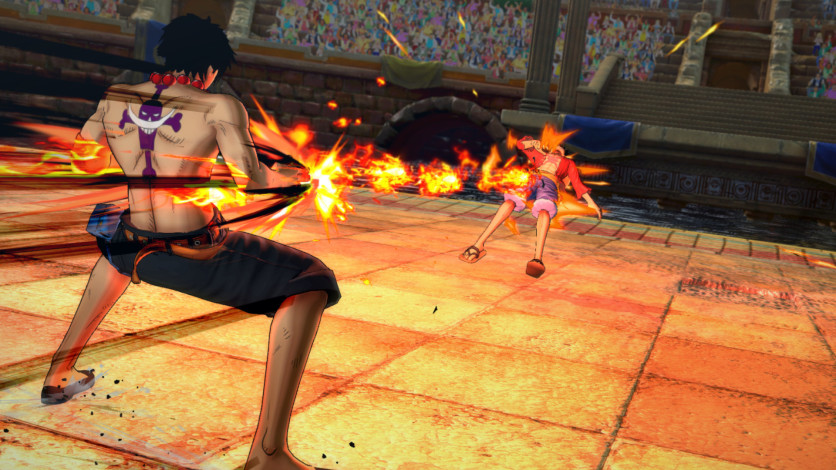 Screenshot 2 - One Piece: Burning Blood