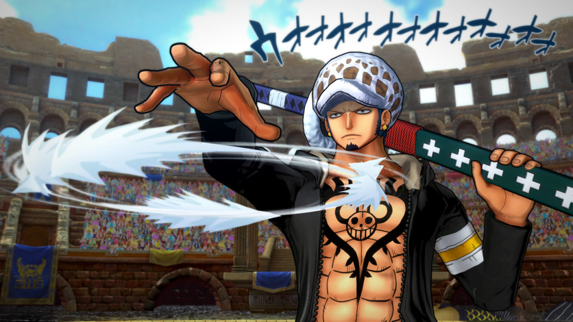 Screenshot 9 - One Piece: Burning Blood