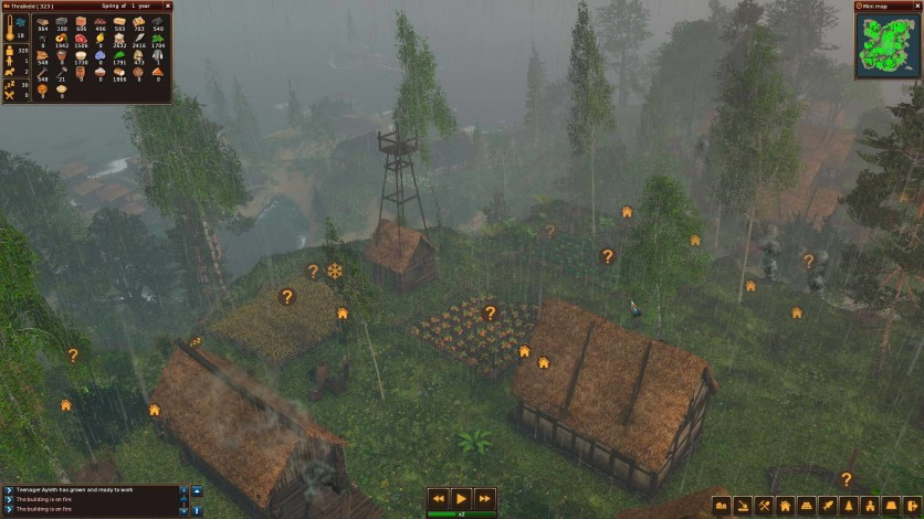 Screenshot 2 - Life is Feudal: Forest Village