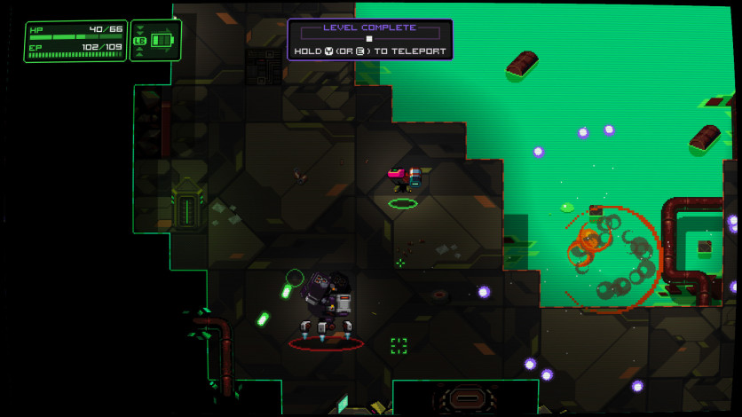 Screenshot 2 - Neurovoider