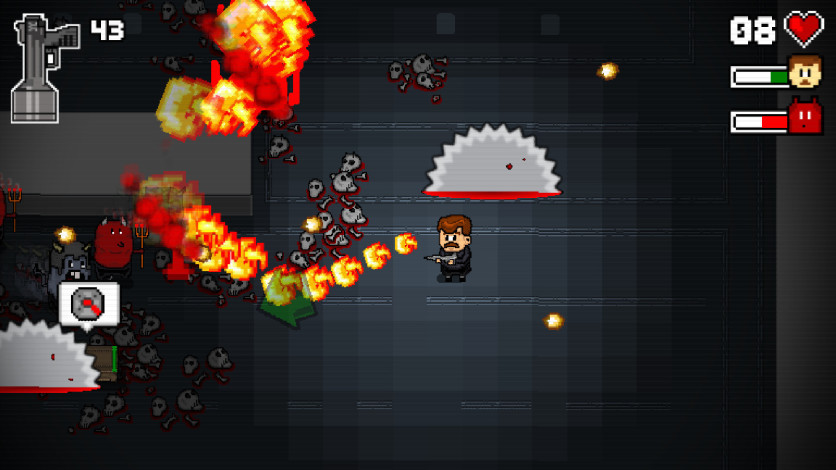 Screenshot 8 - Mustache in Hell
