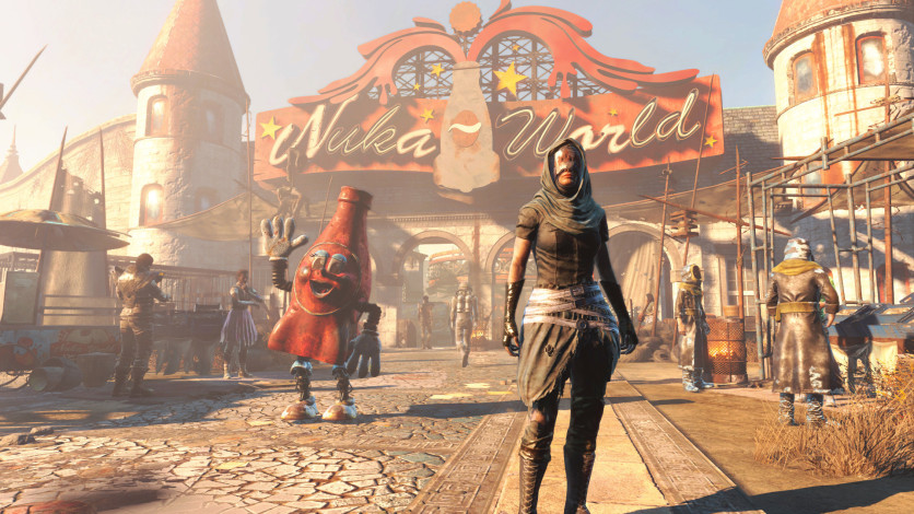 Screenshot 8 - Fallout 4 - Nuka-World