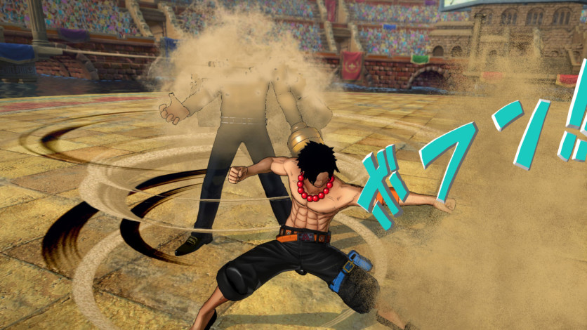 Screenshot 4 - One Piece: Burning Blood - Gold Edition