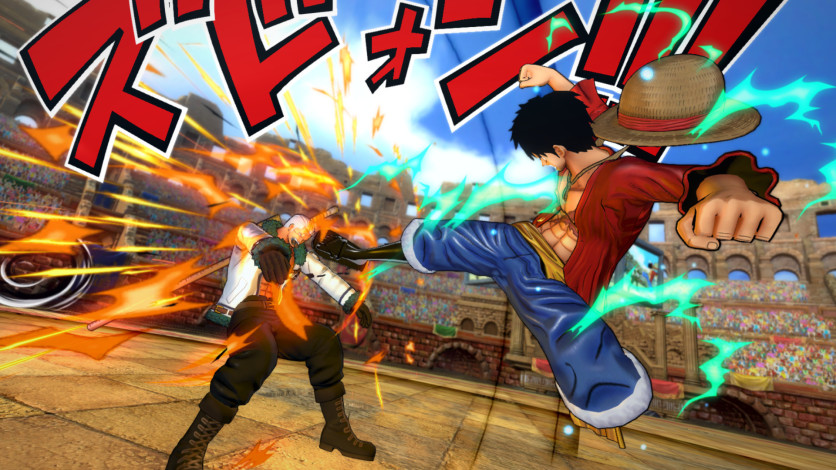 Screenshot 6 - One Piece: Burning Blood - Gold Edition