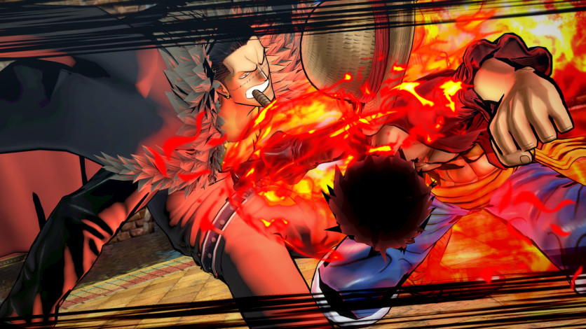 Screenshot 8 - One Piece: Burning Blood - Gold Edition