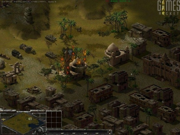 Screenshot 7 - Sudden Strike Gold