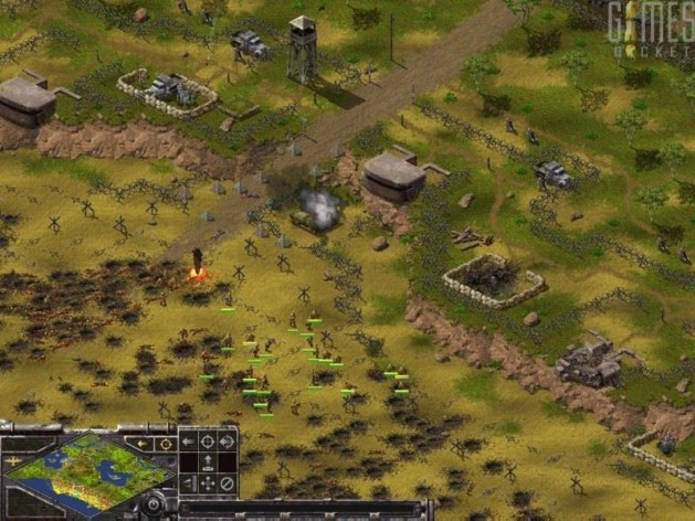Screenshot 4 - Sudden Strike Gold