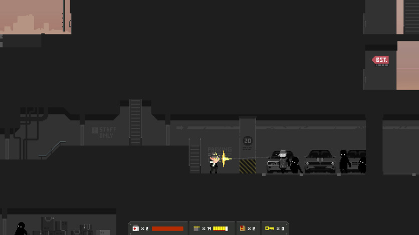 Screenshot 6 - The Final Station