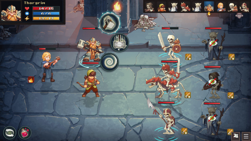 Screenshot 8 - Dungeon Rushers