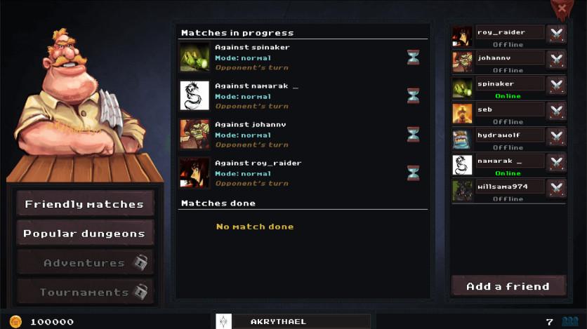 Screenshot 7 - Dungeon Rushers
