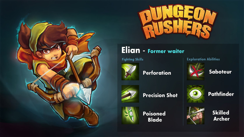 Screenshot 10 - Dungeon Rushers